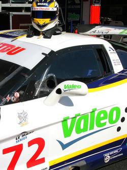 #72 Luc Alphand Aventures Corvette C6.R