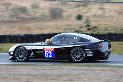 GT4 Ginetta G50 exiting Scotsman