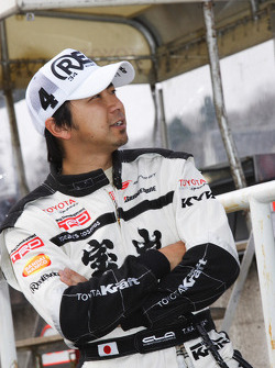 #35 Houzan Kraft SC430: Tatsuya Kataoka