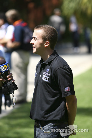Pacific Motorsports Frankie Muniz