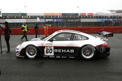 #60 Prospeed Competition Porsche 997 GT2 RSR: Markus Paltalla, Mikael Forsten