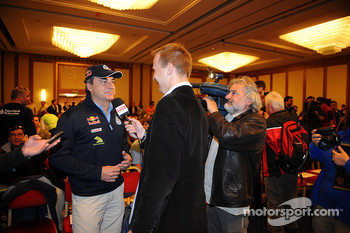 Media event: Carlos Sainz