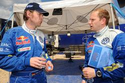 Dirk von Zitzewitz and Timo Gottschalk