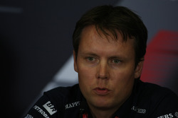 FIA press conference: Sam Michael, WilliamsF1 Team, Technical director