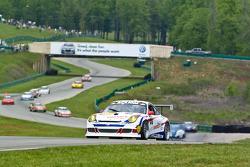 #80 Synergy Racing Porsche GT3 Cup: Patrick Long, David Murry