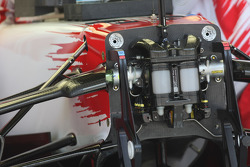 Toyota Racing, TF108 , Detail