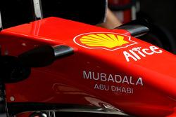 Scuderia Ferrari, Nose, Detail