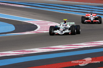 Jenson Button, Honda Racing F1 Team, Adrian Sutil, Force India F1 Team