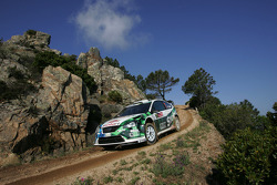 Gianluigi Galli and Giovanni Bernacchini, Stobart VK M-Sport Ford World Rally Team, Ford Focus RS WRC