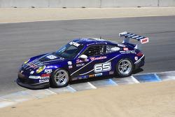 #65 TRG Porsche GT3 Cup: Hima Maher, Craig Stanton