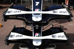Williams F1 Team, front wings