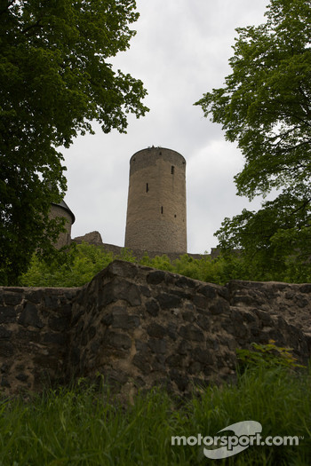 The Nürburg castle