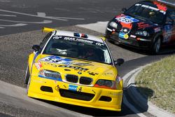 #53 MSC Rhön e.V. im AvD BMW M3: Pierre de Thoisy, Thierry Depoix, Eric Van de Vyver