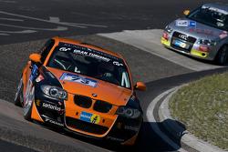 #73 Sartorius Team Black Falcon BMW 130i: Laurentius Michielse, Erik Peter Weijers, Ron Swart, Holger Zulauf