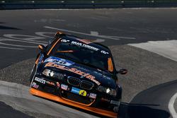 #80 Live-Strip.com Racing BMW M3: Frank Jelinski, Rudi Seher, Karlheinz GrÃœner