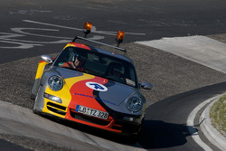 Porsche 911 safety car