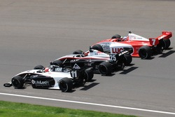 Going three-wide in turn one