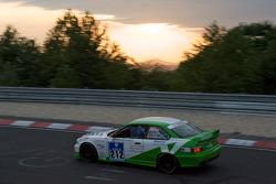#212 BMW M3: Uwe Krumscheld, Stefan Manheller, Jürgen Lenarz, Phillip Zakowski