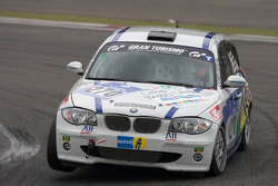 #270 Marcos Racing International BMW 120d: Henri Zogalb, Ian  James, Daniel Dror