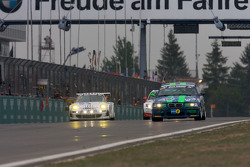 #208 Dürener Motorsport Club im ADAC e.V. BMW M3: Jaap Bartels, Christian Seewaldt, David Ackermann, Bernd Küpper