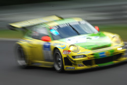 #1 Manthey Racing Porsche 911 GT3 RSR: Timo Bernhard;Marc Lieb;Romain Dumas;Marcel Tiemann