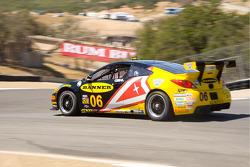 #06 Banner Racing Pontiac GXP.R: Chris Prey, Leighton Reese