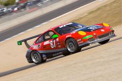 #87 Farnbacher Loles Porsche GT3 Cup: Dominik Farnbacher, Dirk Werner