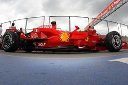 Scuderia Ferrari, F2008