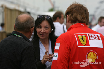 Joann Villeneuve, Mother of Jacques Villeneuve