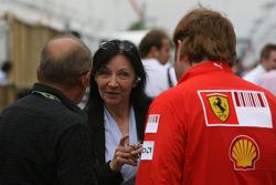 Joann Villeneuve, Mother of Jacques Villeneuve