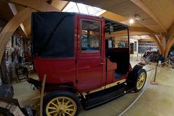 Vintage Renault taxi