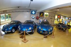 Alpine Renault area
