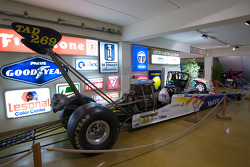 European Top Fuel dragster