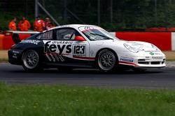 #123 Powercars Racing Porsche 996 GT3 Cup: Olivier Van Oost, Robin Maes