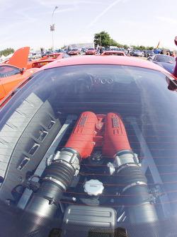 Ferrari F360 Engine