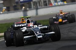 Kazuki Nakajima, Williams F1 Team, FW30