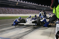 Pit stop for Buddy Rice