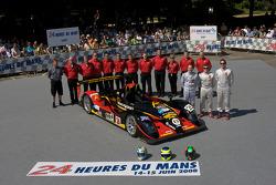 #26 Team Bruichladdich Radical Radical SR9 AER: Ben Devlin, Marc Rostan, Gunnar Jeannette