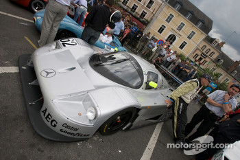 Sauber Mercedes-Benz Group C car
