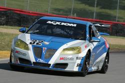 #32 Miracel Sealants PR1 Motorsports Pontiac GXP.R: Patrick Barrett, Mike Forest