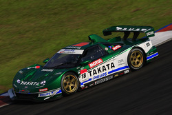 Ryo Michigami and Takashi Kogure, Dome Racing Team