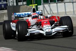 Kamui Kobayashi, Test Driver, Toyota F1 Team, TF108