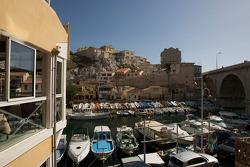 Visit of Marseille: Vallon des Auffes marina