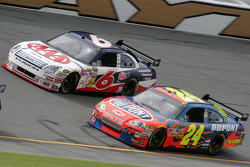 David Ragan and Jeff Gordon