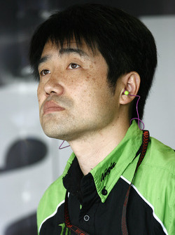Kawasaki's MotoGP Project Leader, Yoshimoto Matsuda