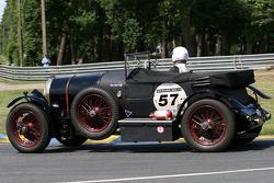 #57 Bentley 3 Litres 1924: Patrice Cousseau