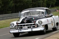 #46 Cadillac Sedan 1950: Camilo Steuer, Carlos De Miguel, Juan Pablo Orjuela, Jorge Cortes
