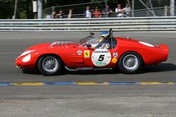 #5 Ferrari 246 S 1960: Harry Leventis, Nick Leventis
