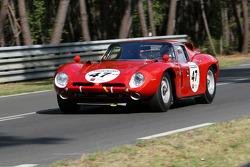 #47 Bizzarrini 1965: Alberto Francioni, Alfred Strebel