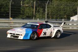 #8 BMW M1 1979: Michael Hinderer,Leopold Von Bayern